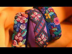 Diy Fabric Jewellery, Fancy Jewellery, Thread Jewellery, Beaded Jewelry, Silk Thread Bangles Design, Silk Bangles, Bridal Bangles, Polymer Clay Embroidery, Embroidery Jewelry