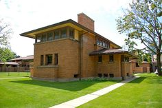 Frank Lloyd Wright's Barton House