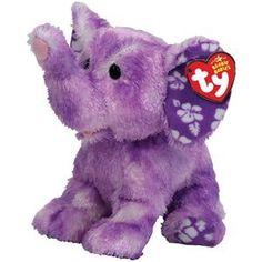 b9808875379 Amazon.com  Ty Beanie Babies Coastline - Island Elephant  Toys   Games