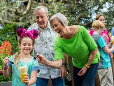 The Grandparent's Planning Guide to Walt Disney World
