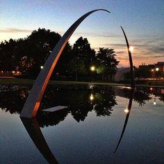 #maastricht #mtricht #univercity #sunset #maastrichthealthcampus #campus #um #maastrichtU