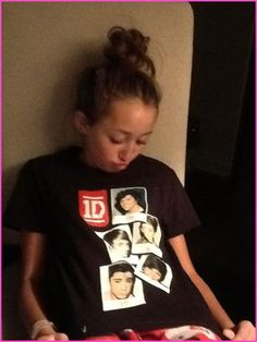 Noah Cyrus Wants Miley Cyrus To Get One Direction To Play At Her 13th Birthday Party