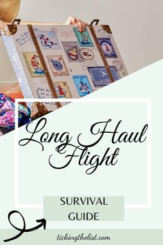 Long haul flights are uncomfortable, that's for sure. Here is my survival guide for getting through a long haul flight and coming off the flight feeling more refreshed and comfortable.