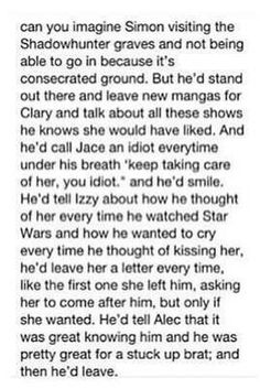 some people need to go cry *Those of us who have read CoHF though.. :3