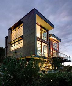 Designed by Balance Associates Architects. Photography by Steve Keating.
