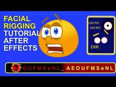 After Effects Facial Rigging Tutorial - YouTube