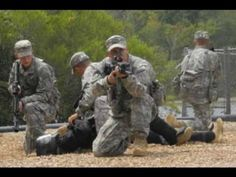 U.S. ARMY RANGERS, the world's finest special operations light infantry force.