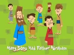 Father Abraham had many Sons - Kids Praise & Worship Bible Song - YouTube