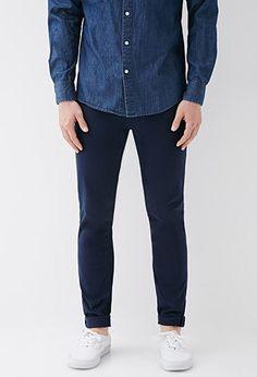 Clean Wash - Slim Fit Jeans | 21 MEN - 2000051713