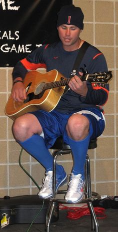 Randy Wells sings a few songs during the Iowa Cubs Unplugged. Join us every Mug Club Thursday for music and fun. Iowa Cubs, Cub Sport, Chicago Cubs, Wells, Thursday, Join, Songs, Club, Baseball