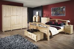 łóżko drewniane projekt - Szukaj w Google