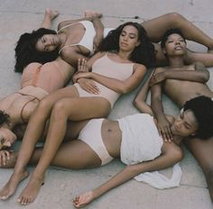Solange and co