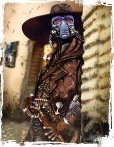 Cad Bane - Star Wars - Lawrence Reynolds