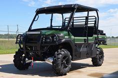 Mule Pro Fxt Custom Seats 3 Uvc Powersports In Houston Tx