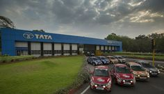 Share and Stock Market Tips: Tata Motors shares rise after co denies JLR listin...