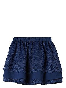 PATACHOU Embroidered lace skirt 4-14 years