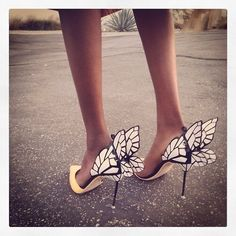 Beautiful shoes - adore them!