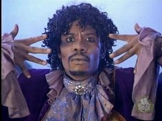 Dave Chappelle as Prince.....Love it!