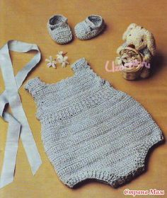 Боди крючком - Вязание для детей - Страна Мам