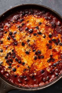 Cheesy Spicy Black Bean Bake Recipe NYT Cooking The post Cheesy Spicy Black Bean Bake Recipe NYT Cooking appeared first on Dessert Platinum. Tortillas, Most Popular Recipes, Favorite Recipes, Mexican Food Recipes, Vegetarian Recipes, Vegetarian Mexican, Diet Recipes, Snacks Für Party, Bean Recipes