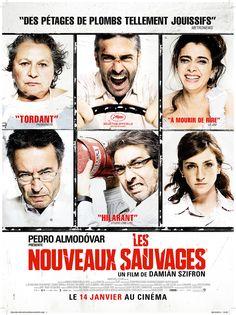 Les Nouveaux sauvages est un film de Damián Szifron avec Ricardo Darín, Oscar Martinez. Synopsis : L'inégalité, l'injustice et l'exigence auxquelles nous expose le monde où l'on vit provoquent du stress et des dépressions chez beaucoup de gens. Cert
