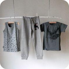 MOI top and shirt & Mini Rodini pant   by Le jardin de Juliette via giveaway @JUSTBYMANON . . & @Kristen Wing