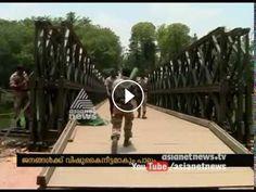 Enathu bridge construction finished
