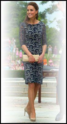 A evolução fashion de Kate Middleton - ESTILO DE VIDA