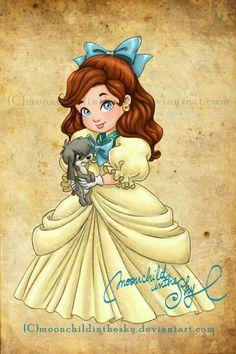Little Anastasia