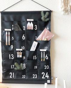 Modern Advent Calendar | Simply Grove Shop