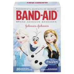 Band-Aid Disney Frozen Adhesive Bandages