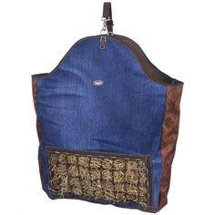 Horse Tough Hay Bag Feeder 600 Denier Ripstop Polyester Reinforced Centre Hole