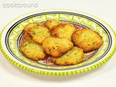 Frittelle di patate: Ricette Marocco | Cookaround