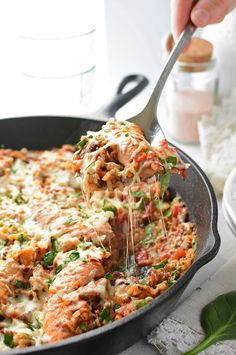 Rustic Italian One-Pot Chicken and Rice