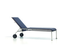 Potocco | AGRA Reclining Uph'd Sun Lounger