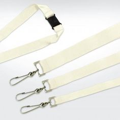 lant Fibre Deluxe Lanyards 15mm Dog Clip
