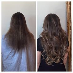 Vomor Hair Extensions Before And After Ididthat Hair
