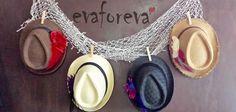Inmersa en la nueva colección para esta primavera/verano 2015 Proceso creativo que en breve podré compartir con todos vosotros. #evaforeva #primaveraverano2015 #sombreros #nuevacoleccion #novedades #tendencias