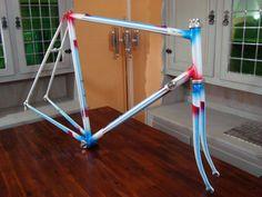 Cratoni Columbus SL Rennrad vintage Rahmen-59-frame-Singlespeed-retro road bike