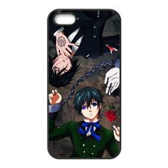 Japanese Anime Black Butler Personalized Durable Case for SamSung Galaxy S3 I9300