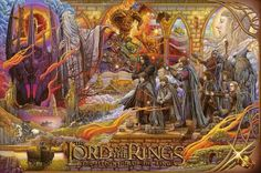Affiche alternative du film The Lord of the Rings: The Fellowship of the Ring (Peter Jackson) de Ise Ananphada Fellowship Of The Ring, Lord Of The Rings, Jackson, Alternative Movie Posters, Alternative Art, Tumblr, Diy Rings, Wall Art Pictures, Counted Cross Stitch Patterns
