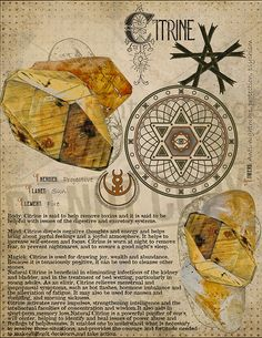 Book of Shadows Printable pages of Crystals and Minerals Witchcraft BOS Sheets Magic Potion Spell Ingredient Witch encyclopedia 5 DIY Magic Herbs, Herbal Magic, Wiccan Spells, Magick, Green Witchcraft, Crystals And Gemstones, Stones And Crystals, Grimoire Book, Baby Witch