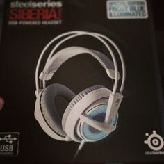 Steelseries Siberia V2 Frost Blue Gaming Headset