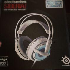 Steelseries Siberia V2 Frost Blue Gaming Headset