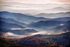 Sapna Reddy Photography  ~   Layers! ~  Smoky Mountain National Park