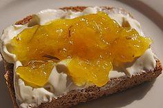 Ananas - Rosmarin - Vanille - Marmelade