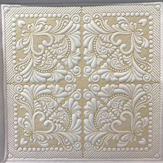 Embroidery Designs Ideas Stitch Delight: Feather Quilt Set All Design Sets, Machine Embroidery Quilts, Machine Quilting Patterns, Longarm Quilting, Free Motion Quilting, Machine Embroidery Designs, Quilt Patterns, Embroidery Files, Quilt Set, Book Quilt