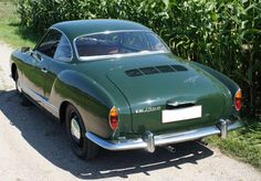 Karmann Ghia - Top Zustand - 1. Hand Original