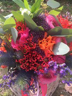Fresh colors bouquet