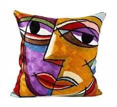 Picasso  Art Decorative  Pillow Cover  Decorative by engincomert, $64.00